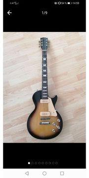 E-Gitarre Gibson Les Paul inkl