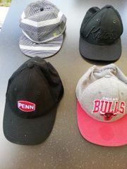 4 Capies Caps für Teenager
