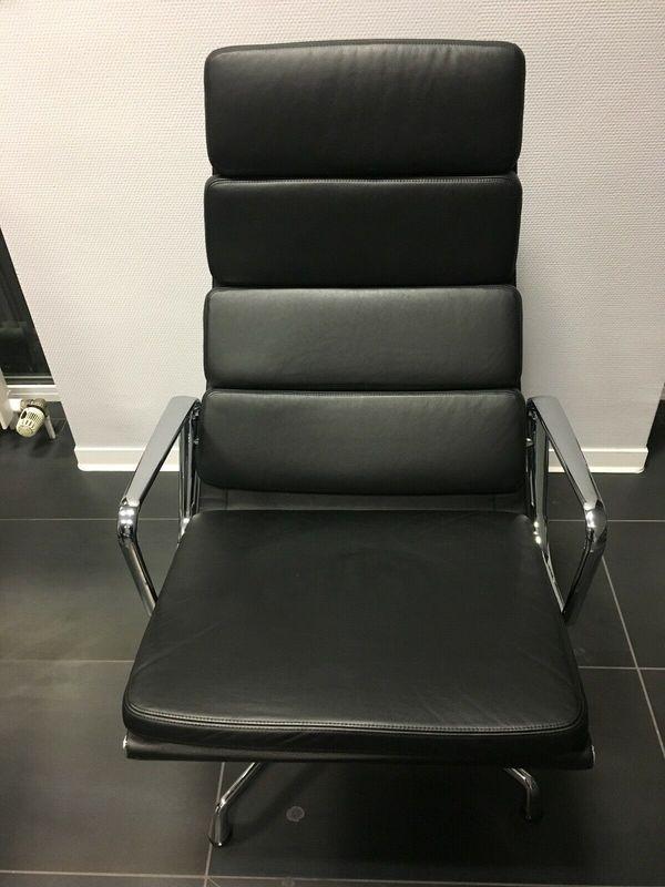 Vitra Soft Pad Chair EA
