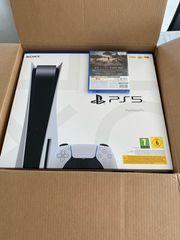 PlayStation 5 Disc Bundle Neu