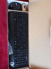 SilverCrest Tastatur- und Maus-Set - 5m