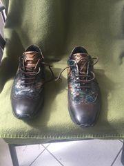 LORENZI Schuhe 43Gr Python Leder