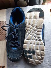 Sportschuhe Uncle Sam blau Gr
