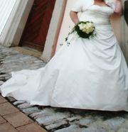 Brautkleid gr 48 50 Brautkleid