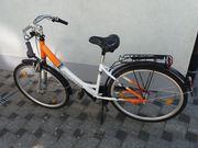 Citybike 28 Zoll mit Tiefeneinstieg