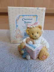 Cherished Teddies - Christine -
