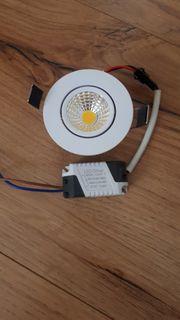 LED- Einbaustrahler Einbauleuchte Deckenspot