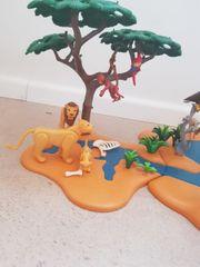 Playmobil Löwen