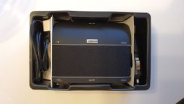 Freisprechanlagen, Autotelefon - Jabra Freeway Bluetooth KFZ- Freisprecheinrichtung