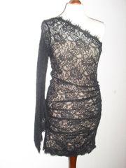 Verführerisches Spitzen Kleid Gr 34