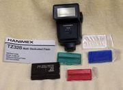 Hanimex Zoom - Blitzgerät für Analogkameras