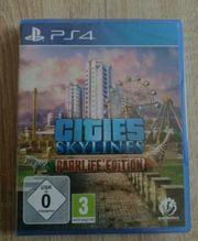 Cities Skylines u Erweiterung DLC