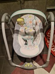 Baby Schaukel elektrisch