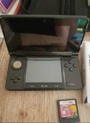 Nintendo ds3 mit spiele
