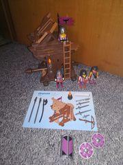 Playmobil Barbaren Angriffsturm 4439