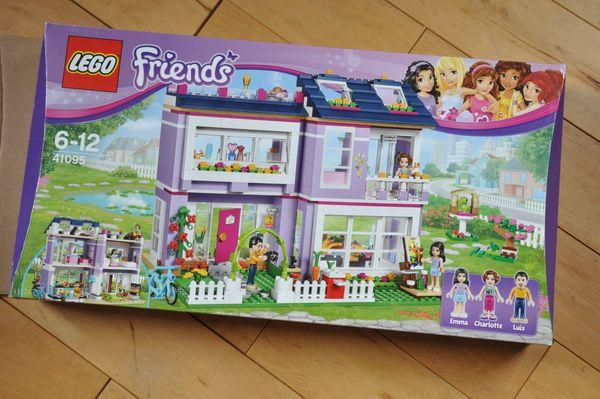 Lego friends Emmas Familienhaus