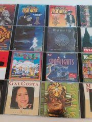 CD Konvolut Chris de Burgh