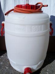Verkaufe 30 Liter Mostfass