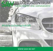 Weiterbildung Mobile Sicherheitskraft