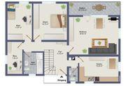 3 5 Zimmer Wohnung mit