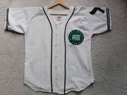 Naughty By Nature Baseball-Shirt Vintage