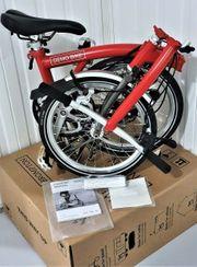 BROMPTON S2L-X Titanium Fahrrad