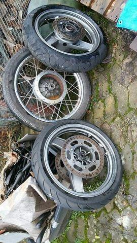Bild 4 - Kawasaki gpz 500 Cafe racer - Bad Bergzabern