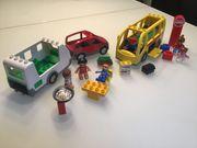 Lego Duplo Fahrzeuge Schulbus Bus
