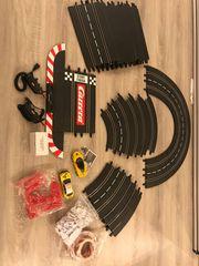 Carrera Evolution mit DTM Schaubahn