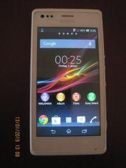 Sony Smartphone XPERIA M C1905