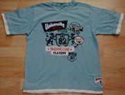 Blaues T-Shirt - Größe 146 - Kurzarm - TOP-Zustand