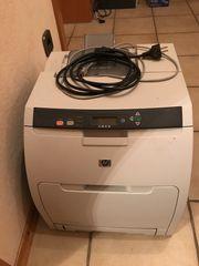 Drucker HP Color LaserJet 3600