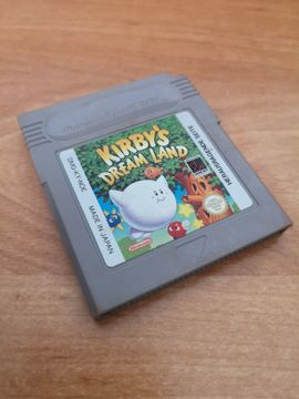 Nintendo, Gerät & Spiele - Nintendo Gameboy Kirby s Dream
