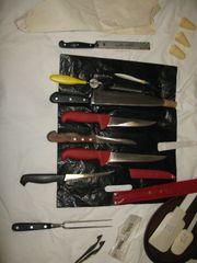 Kochmesser Fleischermesser Fischmesser