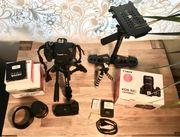 Canon EOS 700D Film Foto