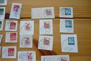Briefmarken vom Bund ab 1961