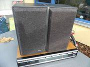 2 Lautsprecher-Boxen