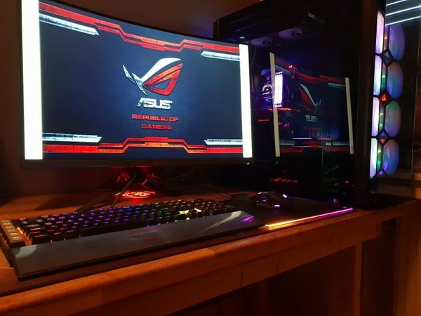 High End Gaming PC System