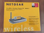 Netgear Wireless Starter Kit WGB511