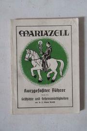 Mariazell wie es vor 70