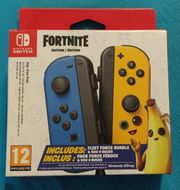 Nintendo Switch Joy Cons inkl