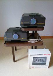 Diaprojektoren Paximat Multimag Duo