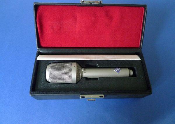 Neumann Mikrofon KM 86