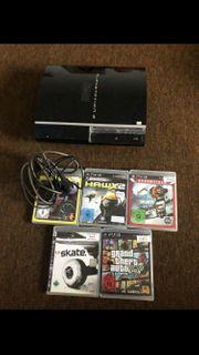PlayStation 3 Spiele und Controller