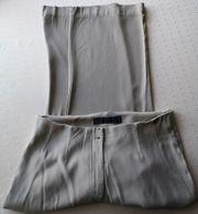 Airfield Hose Damenhose beige für