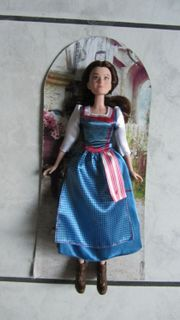 NEU Hasbro Puppe Belle Walt