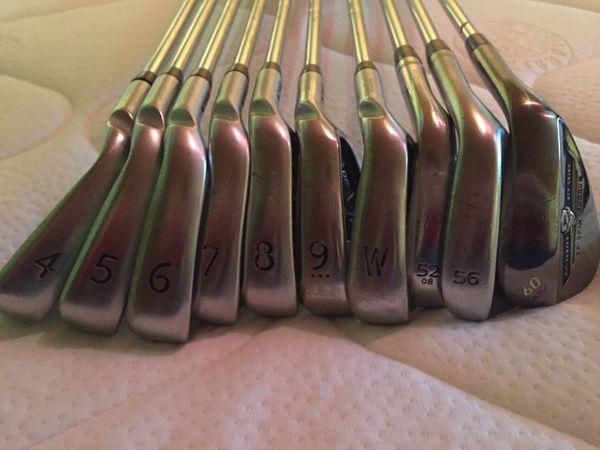 Golfschläger Eisen Ping I20