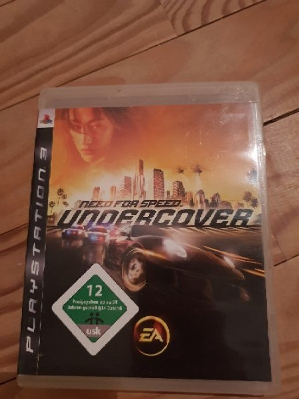 Need for Seed undercover PS3