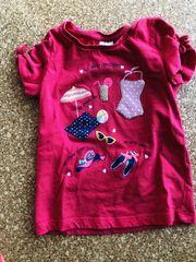 T-Shirt Mädchen Gr 98