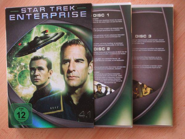 Star Trek Entreprise DVD-Set 4